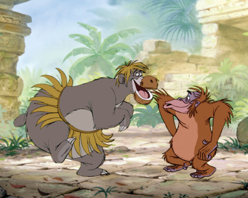 Disney: Frames, The Jungle Book