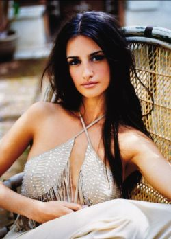 Penelope Cruz, being gorgeous as usual