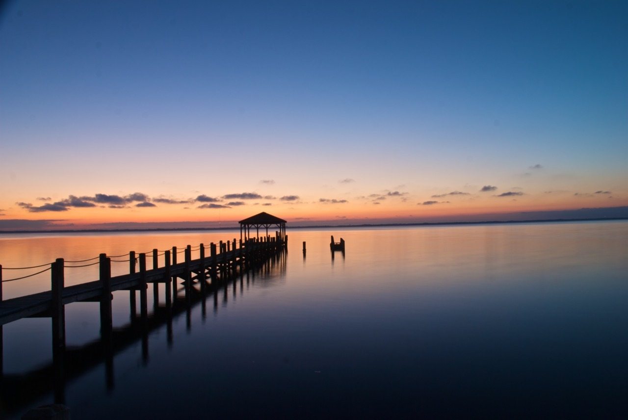 Albemarle Sound, North Carolina