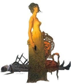 by Robert McGinnis  More Robert McGinnis here