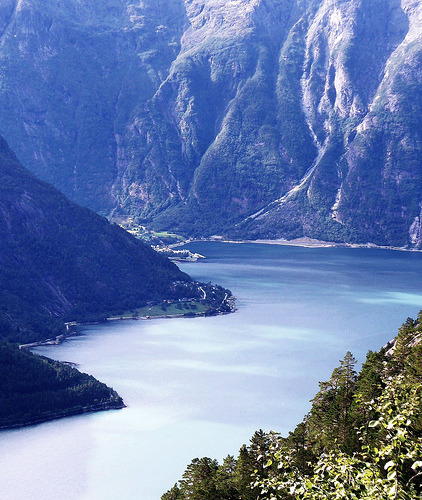 Eidfjord, Norway (by gallmese)