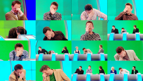 This is my collection of Lee Mack screencaps.