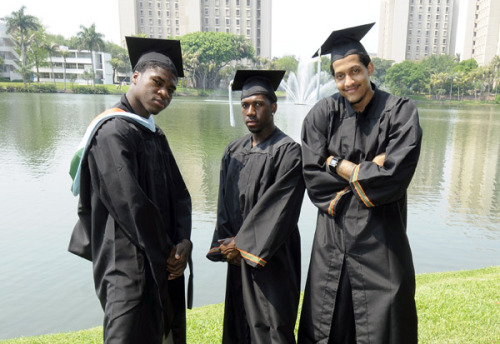 Congrats to the 2011 Miami grads! Adrian Thomas added a master's degree in sport administration, while Malcolm Grant and Julian Gamble — who both return for the Canes in 2011-12 — each earned bachelor's degrees. Since 2004, 23 men's basketball players have graduated from the U.
