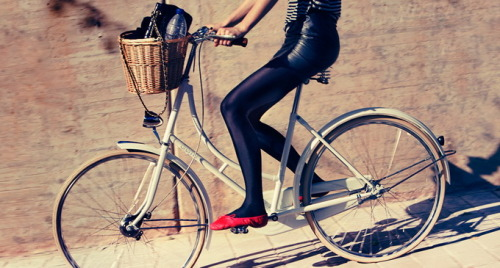 sexy-cycling:</p> <p>great skirt&#8221; /></p> <p>Found at <a href=