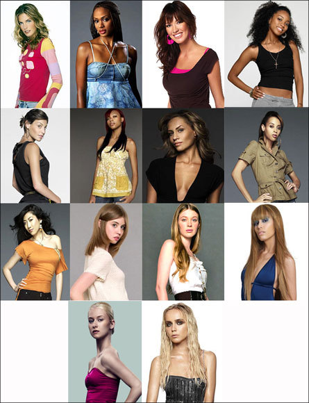 The cast of America's Next Top Model: All Stars!!!!!!!!!! I am.so.excited.and.gay.right.now. The only truly horrible choice is Shannon from Cycle 1.  She was obnoxious and she gotta be old as hell now anyway.  I am totally feeling this cast, forreal.  Except Where the hell is Jade?????  An all-star cast with no Jade? Jade says the producers asked her and had some kind of ridiculous contract she didn't wanna sign so she was like  I also wish they had gotten Tocarra :-(  But I am still on board With This! But let's just pause and take a moment to observe the fact that Camille, Angelea, Dominique, and Bianca will be all in the house TOGETHER at the same time.  I'm totally expecting a catfight along the levels of the Bad Girls Club.   Anyhow…I can't stop quivering with excitement.  I don't care who wins this season anymore (it better be Brittani) because I just need it to be over and make way for this realness.