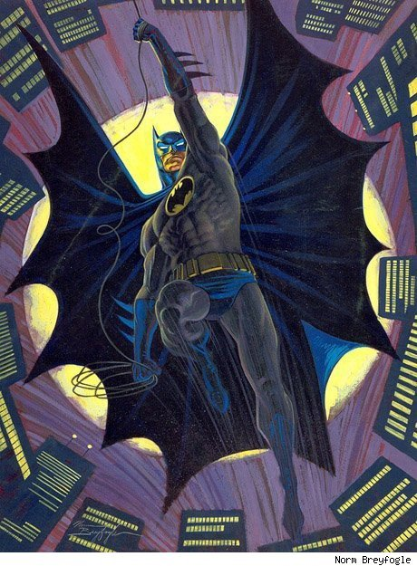 Batman by Norm Breyfogle