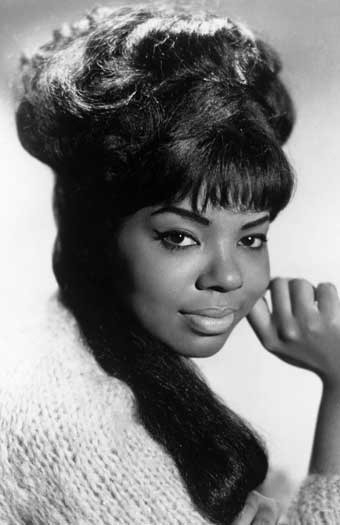 riotsqurrrl:  Mary Wells was born 68 years ago today.