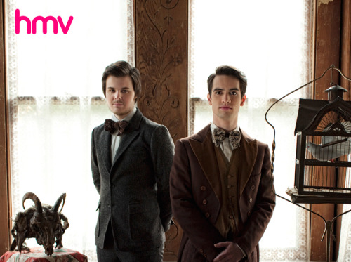 UK Fueled By Ramen Street Teamers:   Panic! At The Disco will be meeting fans and signing an HMV exclusive T-Shirt! Help us spread the word if you're anywhere in the UK by posting this link online.  If you can make it, have a great time and post photos on facebook.com/fbrstreetteam.  Monday May 16th at 5.00pm HMV Manchester 90 Market St.