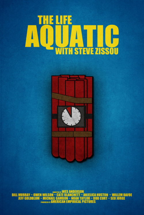 The Life Aquatic with Steve Zissou by Brock Weaver