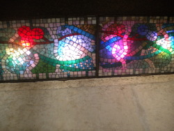 Colourful Mosaic @ Kew Gardens.