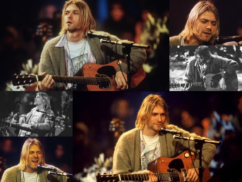 MTV Unplugged in New York   Kurt was admittedly very proud of his performance on MTV Unplugged … I love the CD, and I still listen to it (ALL THE WAY through) very often!