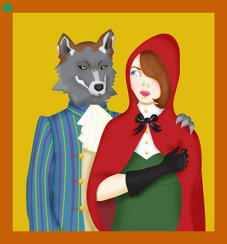 Little Red Riding Hood (by FossyBoots)