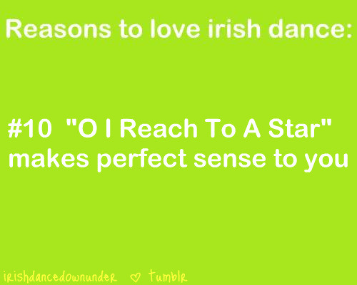 irishdancedownunder:  Submitted by thewaylifeshouldbe3