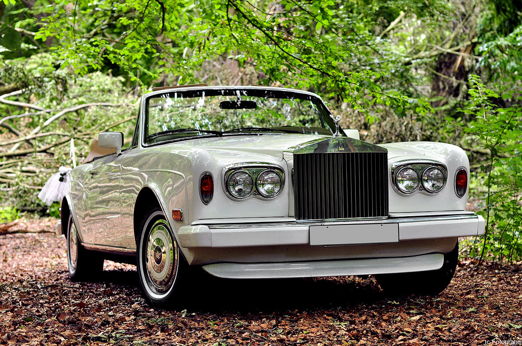 White Wings by Ismael Crabu Rolls-Royce Corniche II Convertible Location: Netherlands