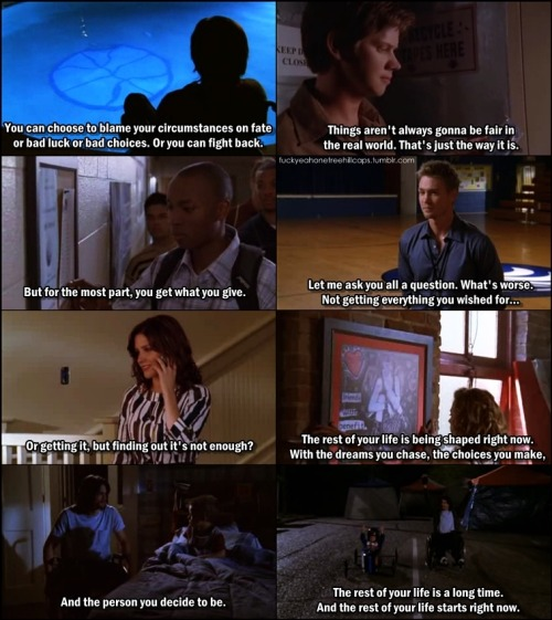 One Tree Hill 5x02 Racing Like A Pro