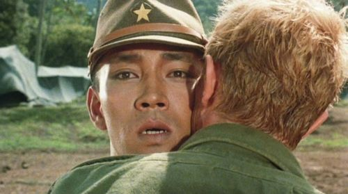 Finally saw Merry Christmas Mr. Lawrence
