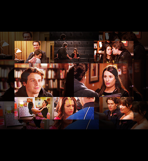 "TV Shows Challenge | 8 couples you ship: Rachel Berry & Jesse St. James (Glee)  ""You deserve romance. No, you deserve epic romance."""