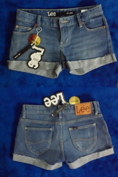 LEE DENIM SHORTSSize: 6 (fits 7-8 also)Condition: Brand new with tagsRRP: $99.95Selling for: $45 SOLD