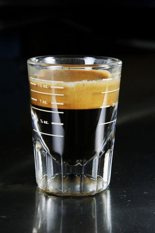I need a shot of espresso!…Fast!…Good Morning!…c'
