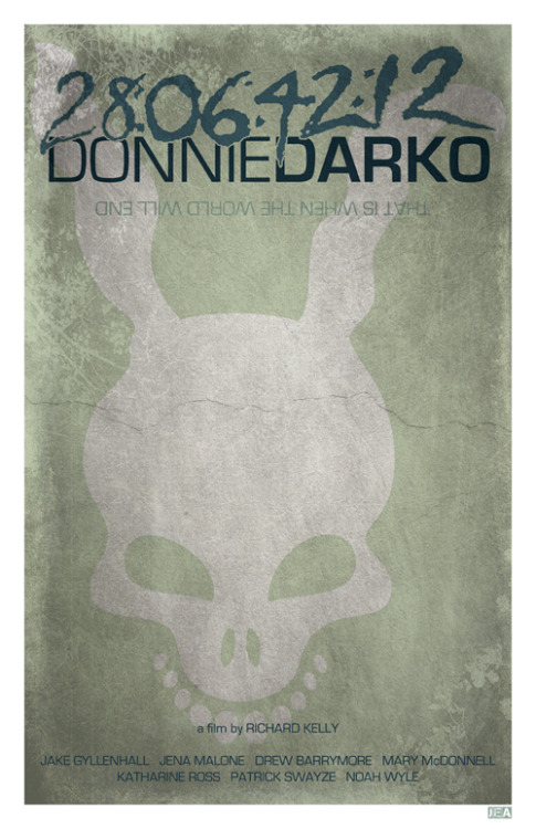 Donnie Darko by Jon E Allen Available here