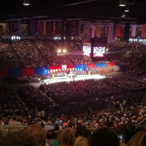 Taken with Instagram at McKale Center