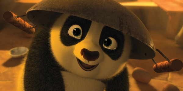 "Review: Kung Fu Panda 2 (released May 2011) Spoiler Warning. Yes. And once again, this is up late! The impression. Here is the trailer: click. The fat, talking, kung fu fighting ""dragon warrior"" panda is back. Since the trailer really doesn`t reveal very much, I didn`t really know what to expect, just that the second movie of most cartoon movies have the tendency of not being as great as the first. But hey, I`m up for surprises :) The introduction. Oh Po. Comical, comical Po. Just watching the way he fights is hilarious. Let`s not even start on how he travels, he bounces while the others jump and run. Although it is clear that the Furious Five are farther along in their training, Po seems to lead the team really well. We begin the movie with the story of the kingdom; enter the emperor and empress, and their son, Shen. It is foretold that Shen will be defeated by a warrior of black and white, and out of fear (if you will), he sets out to wipe out the panda population in China. How fitting considering they are an endangered species. He is banished from the kingdom, but he promises to return. The action. It is FUNNY and entertaining to watch Po and the Furious Five work together whenever they`re fighting Shen and his wolves. Shen`s ""style"" of fighting is quite the artwork, from the way his claws are made of steel to the beautiful design on his feathers.  The ending. It is to no one`s surprise that Po saves the day against the cannon that even kung fu can`t stop. But upon finding inner peace, Po naturally can do something that no one else in the kingdom can do. The ending had me near tears when Po comes home to hug his father, although the idea that he never suspected he was adopted still amuses me. The plot. A very.. interesting angle, I suppose. I didn`t expect it from a second movie: I was pleasantly surprised to learn both ""the history of China"" and the history of Po. Po`s panda village was destroyed by Shen when he was just a baby boy. His tragic tale tugs at heart strings and I would say even reaches out to children in a similar situation. The message, ""it is not your past that defines you"" is a really simple and special one for a children`s movie. By understanding his own past, and those who are important to him, Po at last finds inner peace. In doing so, he becomes immune to the canyon that killed Master Rhino, and with that he defeats Shen and his pack of wolves before they can conquer China with the canyon that was said to ""destroy kung fu."" Po comes home to his dad, the goose who says ""Did you do it? Did you save China?"" It is clear there will be a third movie, when it is revealed that Po`s true father is alive at the very end of this movie. The cast. I loved Tigress. She is such a toughy, yet we see a soft side to her in her understanding of Po`s confusion with who he is if his dad (""the goose?"" she says) isn`t his real father. I really enjoyed Jack Black`s character, Po. How can you not? He is such a funny panda bear :) Another character I really enjoyed watching, was actually Lord Shen. Although he is sinister and evil in the movie, he is not portrayed as a one-dimensional character. He has his fears, his troubles, like any of the other characters, and you can even sympathize for the bitter peacock. The opinion. My favorite scene of the movie, is definitely when Po tells Tigress that he JUST discovered that he was adopted. But I really enjoyed this movie. I really expected there to be yet another disturbance in the peace of the kingdom and Po to save the day.. Which DID happen, but it was more developed than that, and Po goes on this journey towards self discovery. It was really enjoyable, and I WILL watch this again, rather than I would. I do recommend it! 4.5 Stars."