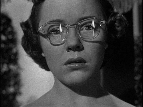 Patricia Hitchcock in Strangers on a Train (dir. Alfred Hitchcock, 1951)