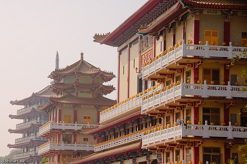 auroranh:  Taiwan - Temples (by Johnia!)