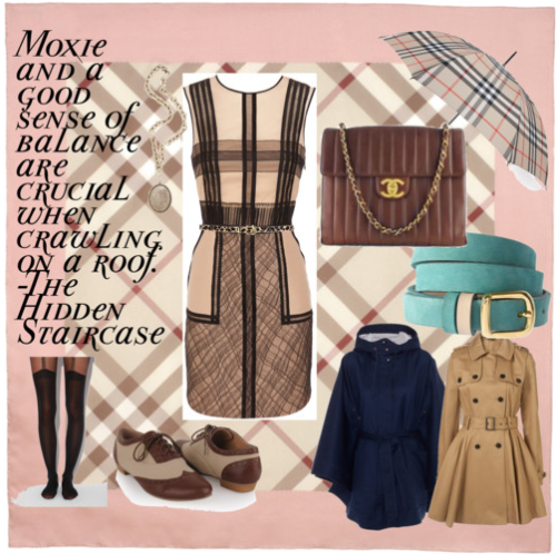 omgthatdress:  Link to Polyvore: http://www.polyvore.com/cgi/set?id=30725666 Link to my Tumblr: http://whatwouldnancydo.tumblr.com/  Oooh, very sophisticated without being stiff. I bet the light blue/green belt would pull it all together nicely.