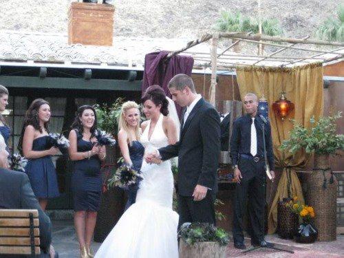 Valary dibenedetto wedding