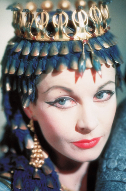 "Vivien Leigh in ""Caesar and Cleopatra"" 1946l"