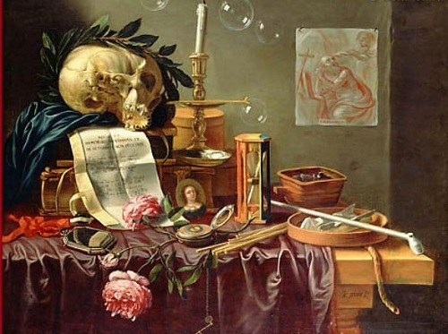 Peter Sion Vanitas Still Life 17th century