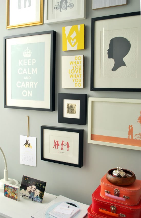 (via wall art wednesday :: make it about you, baby! (phoenix photographer) » Laura W)