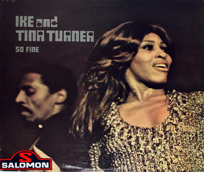 Ike and Tina Turner, So Fine