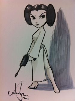 ECCC commission: Leia