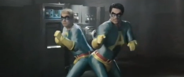 Live action Ambiguously Gay Duo!