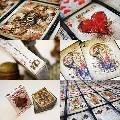 Bicycle Karnival Dead Eyes Deck Playing Cards