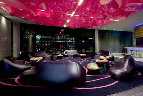 wan awards 2011 - hotel of the year  nhow hotel, berlin/karim rashid via: worldarchitecturenews