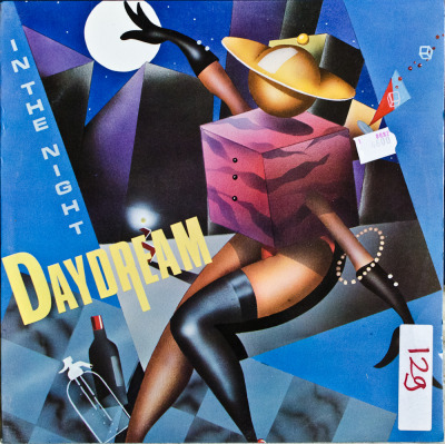 "Daydream - In The Night (12"") Label: Blanco Y NegroCat#: MX  164Italo-Disco, Spain, 1986RYM / Discogs"