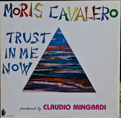"Moris Cavalero - Trust In Me Now (12"") Label: S.P.Q.R.Cat#: SPQR 1126Italo-Disco, Italy, 1985RYM / Discogs"