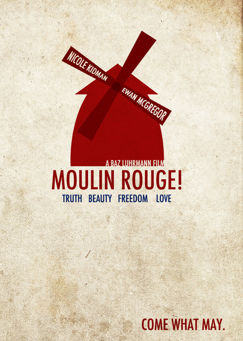Moulin Rouge! by evilcomma qbertsgoingtoeatyou's request