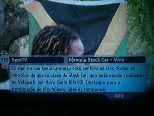 """Fórmula Stock Car""? Fórmula??? #not"
