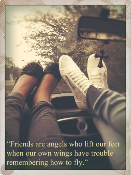 Our Feet of Friendship