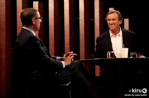 Overheard taping with Robert F. Kennedy Jr., 4/22/11