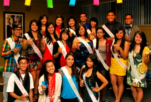 janellaaa:  Congratulations to the Fall 2011 PASA and Infinite PASAbilities Boards! President: Celine Villanueva Internal Vice President: Stephanie Tumbaga External Vice President: Adrian Velasco Secretary: Jody Cajudo Treasurer: Robby Bocalan (not photographed) PCN Dance Coordinator: Miko Ison Friendship Games Co-Coordinators: Jenny Rodil and Angela Valdez Academic Chair: Chris Painter Social Chair: Sandra Perez Sports Coordinator: Nap Paholio Kronicle Editor: Abby Yarcia  Community/Advocacy/Cultural Chair: Crystal Rivera Historian: Janella Pangan IP Executive Director: Meagan Iwanaga IP Artistic Director: Joselyn Arciaga IP Internal Public  Relations Director: Janie Le IP Financial Director: Matt De Leon IP Secretary: Melissa Wendell IP Media Director: Fil Artienda