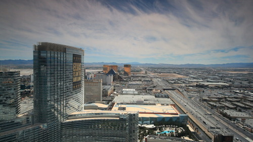 Room with a View. Vdara, Las Vegas