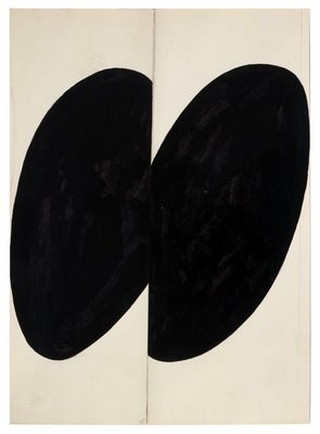 unbuiltroads:  Ellsworth Kelly, Black Forms (1955).