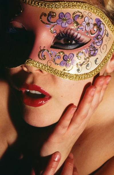 Masquerade.  Photographed by Carlos Batts.