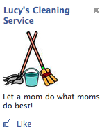 mom things! like mopping!