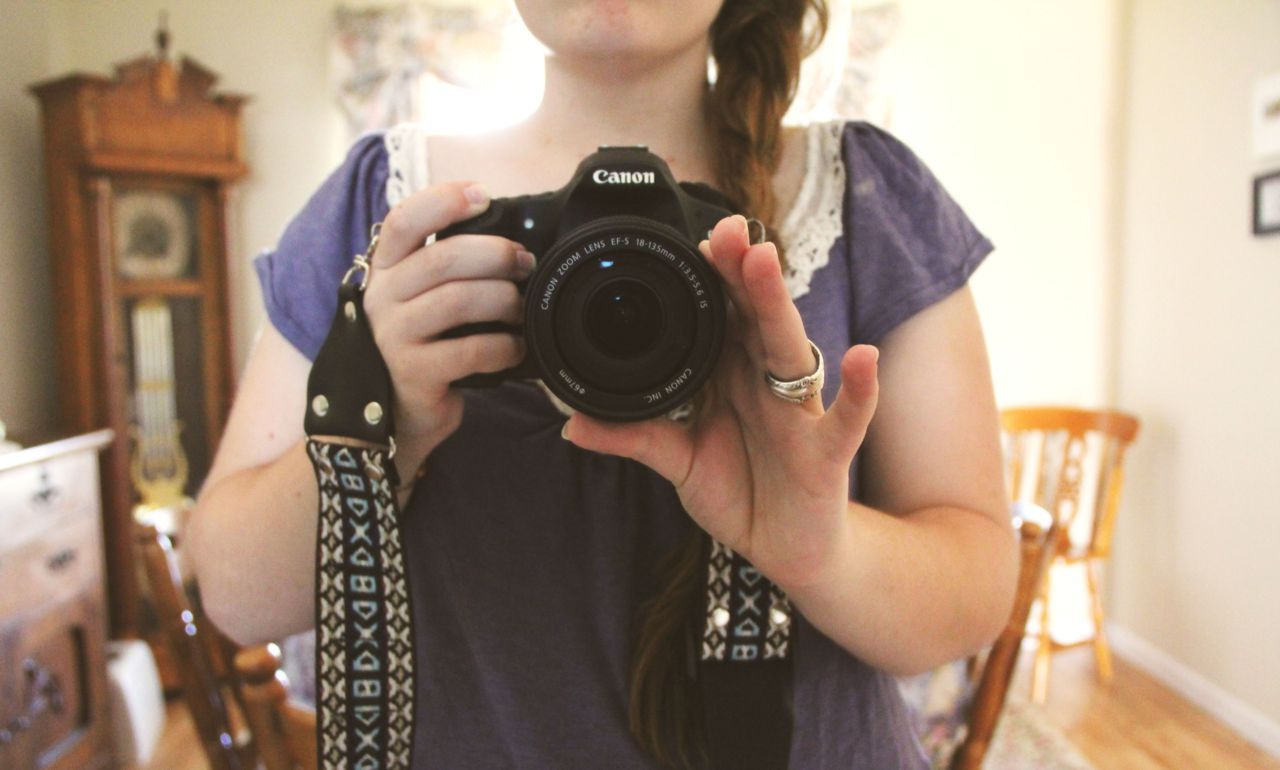 ginia:  MAH NEW CAMERA.  self!